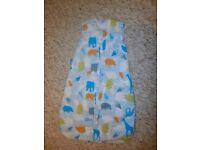 GroBag baby sleeping bag 2.5 tog 0-6 months
