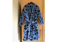 Boys' Dressing Gown M&S Age 7-8