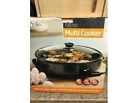 Electric multi cooker.