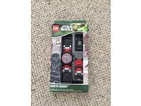 Star Wars darth Vader Lego watch