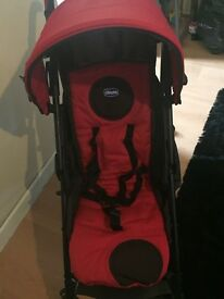 Chico light way travel system