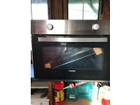 Lamona integrated single oven
