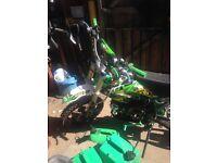 Midi Dirtbike 125cc