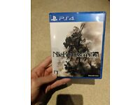 Nier Automata PS4 Japanese copy, works in English, good condition
