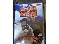 Big bundle of only fools and horses box sets and dvds some still sealed