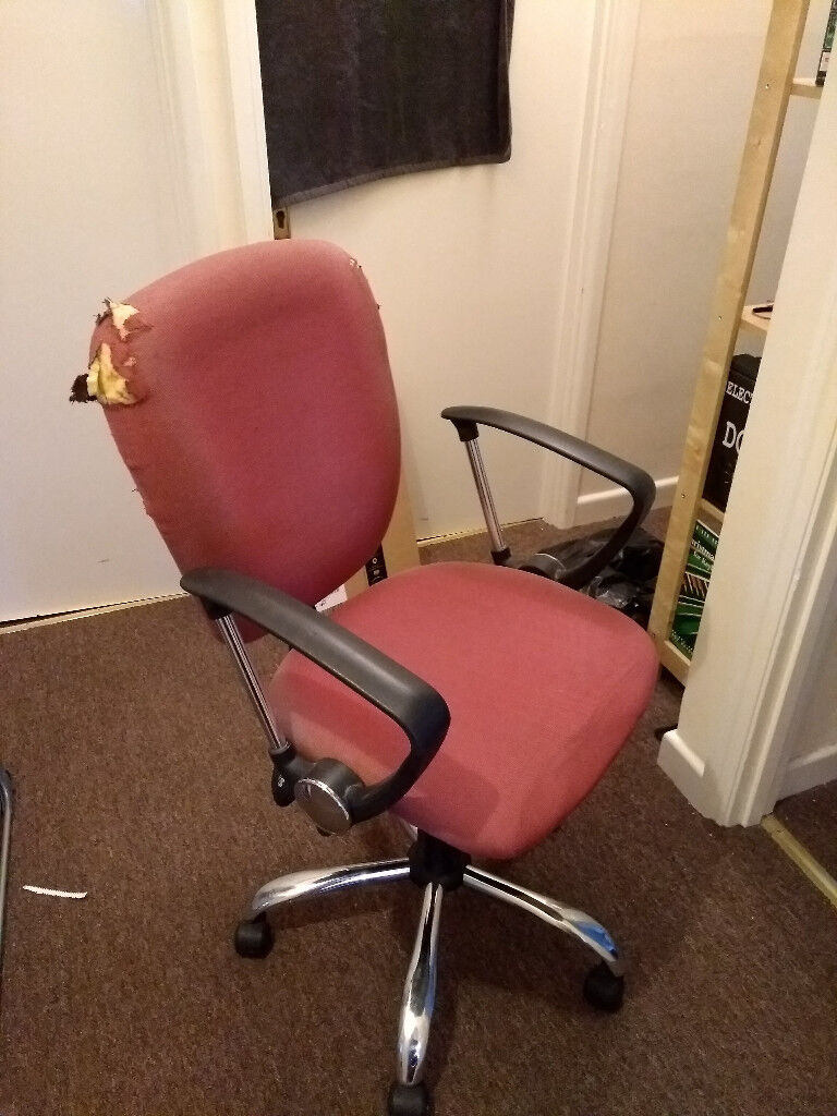FREE Red Office Chair