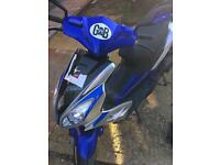 Pulse light speed 125cc spares or repairs