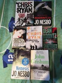 Bundle of 7 books