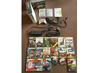 Xbox 360 X360 boxed, COD 3 bundle with 18 games