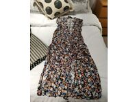 Women's Zara Floral Dress - EU Size Large