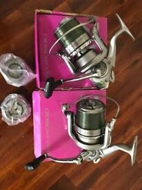 Crosscast Fishing Reels