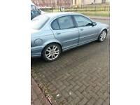 Cheap jaguar x type car