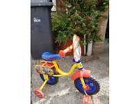 Bob the builder bike