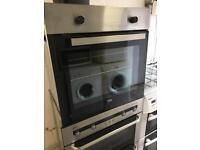 Stainless Steel Built in Electric Oven Beko Fully Working Order Just £50 Sittingbourne