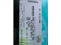 2 VIP tickets for Harry Styles Glasgow 14th April 2018, very close to stage