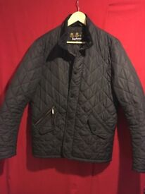 Barbour Jacket - Mens - Quilted