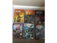 Warhammer books - various