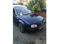 Golf 1.6 not Astra seat Leon