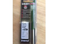 """Trend Router 1/2"""" Router Bit and Trend Pencils"""