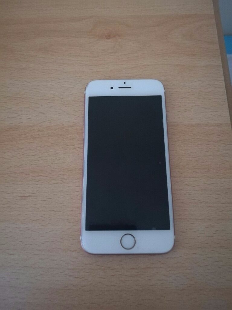 Apple Iphone 6s Rose Gold For Sale Or Swap 7 Plus Samsung