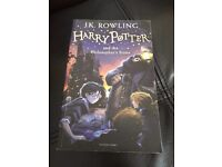 Harry Potter and the Pilosopher's stone