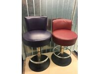 1 Quality Casino Bar Restaurant commercial shop stool -choice of 3 type 13 available