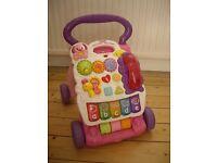 V-Tech Baby walker for sale