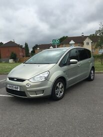 Ford s-max auto with pco 2009 s Max's uber ready