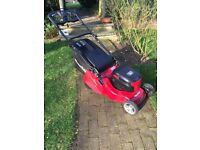 Mountfield S 42 R Self Propelled cordless electric Roller Lawnmower
