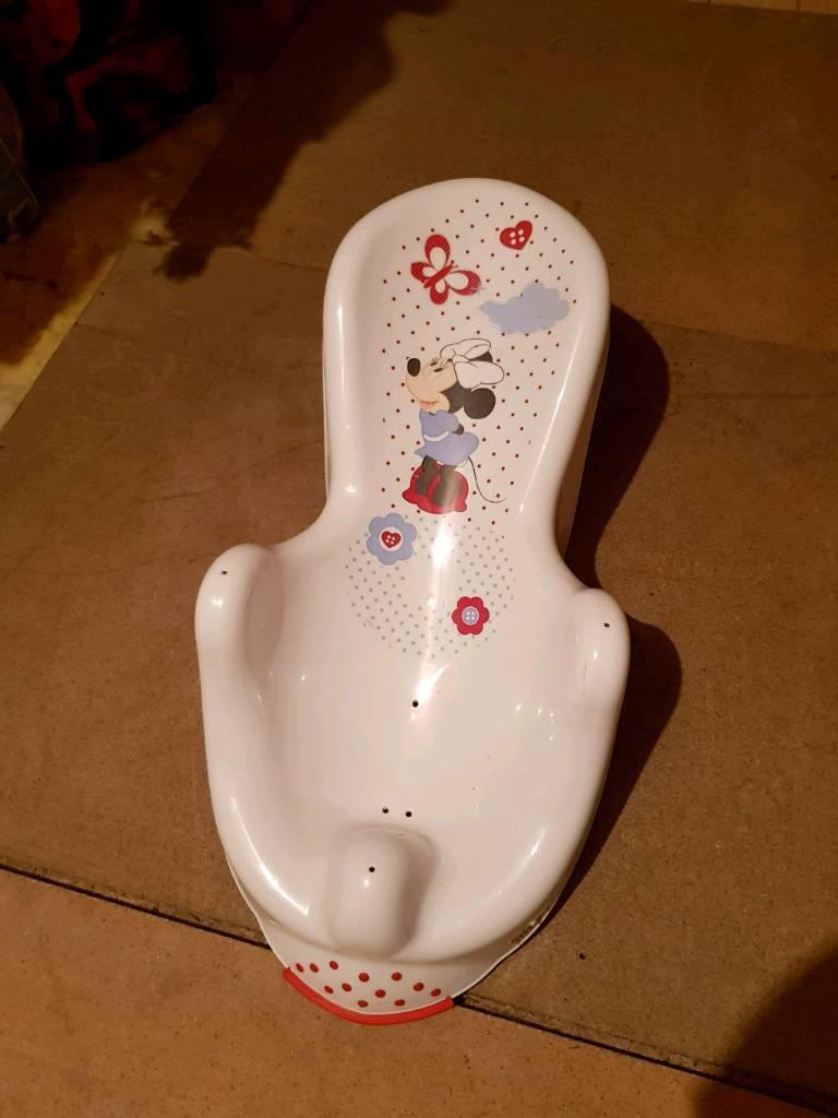 Minnie mouse baby bath seat | in Ellon, Aberdeenshire | Gumtree