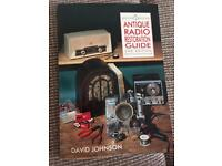 David johnsons antique Radio restoration guide 2nd edition vintage radios