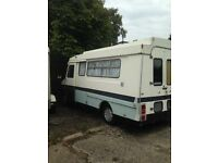 1985 Bedford Ambulance Motorhome Automatic