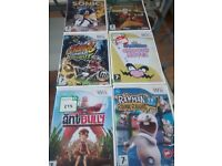 Wii Games age 7+