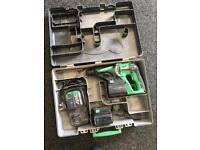 Hitachi Koki cordless rotary hammer - DH 24DV