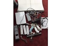 Nintendo Wii console plus extras