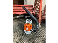 Stihl strimmer and blowers