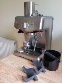 Sage Duo Temp Pro Espresso Coffee Machine