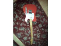 Vintage Telecaster Guitar by Antoria Price Drop