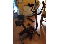 Marcy Exercise Bike with Pulse detection