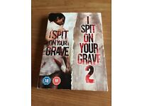 I Spit On Your Grave 1 & 2 DVD Boxset