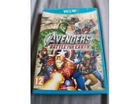 Avengers Battle For Earth, Wii U