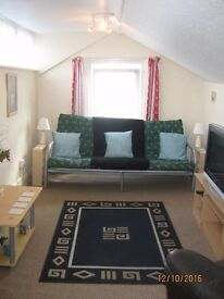 Flat to Let . Palatine Road , Central Drive end. 2nd floor. Fully Equiped and Furnished.
