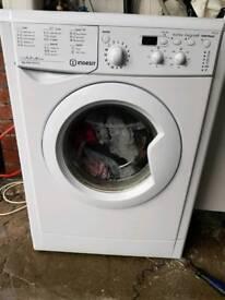 Indesit 1200 spin 7kg washing machine