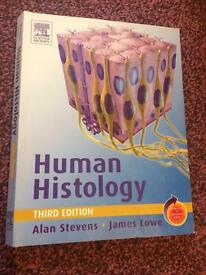 Human Histology - Third Edition - Medical textbook for sale
