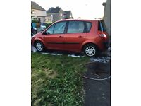**Renault Scenic For Sale with LOW MILES*