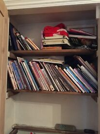 Collection of craft books