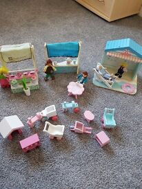 ELC RoseBud Cottage, Tree house and accessories
