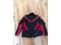 Clover waterproof motorcycle jacket