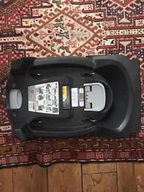 ISOfix infant car seat base