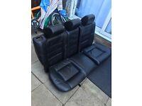 Recaro Leather Heated Seats
